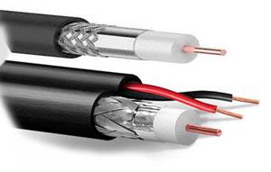 Коаксиальный кабель РК RG, ТВ кабель