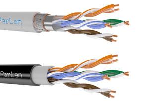 Сетевой Кабель (витая пара) FTP, UTP LAN-Кабель
