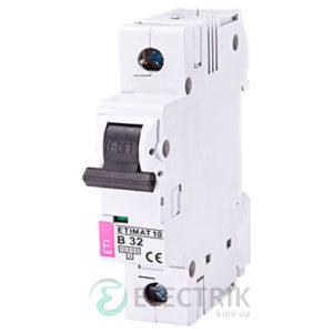 Автоматический-выключатель-ETIMAT-10-(10кА)-1P-32-А-хар-ка-B,-ETI-(Словения) 2121719
