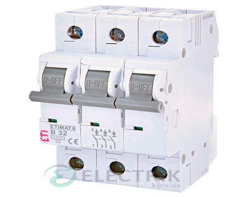 Автоматический-выключатель-ETIMAT-6-(6кА)-3P-32-А-хар-ка-B,-ETI-(Словения) 2115519