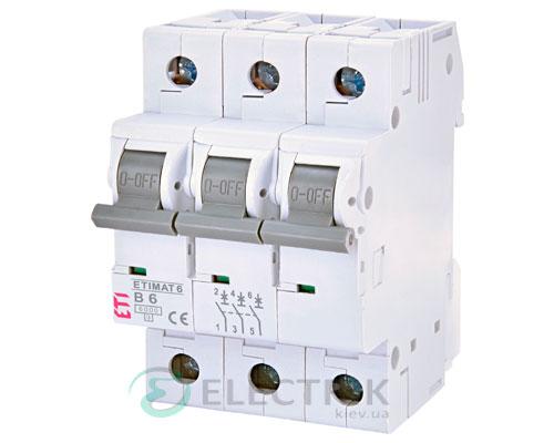 Автоматический-выключатель-ETIMAT-6-(6кА)-3P-6-А-хар-ка-B,-ETI-(Словения) 2115512
