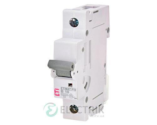 Автоматический-выключатель-ETIMAT-P10-(10кА)-1P-10-А-хар-ка-B,-ETI-(Словения) 271000109