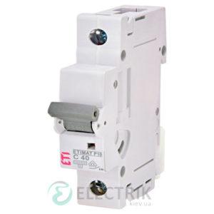 Автоматический-выключатель-ETIMAT-P10-(10кА)-1P-40-А-хар-ка-C,-ETI-(Словения) 274001103