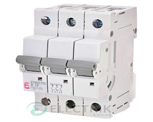 Автоматический-выключатель-ETIMAT-P10-(10кА)-3P-16-А-хар-ка-B,-ETI-(Словения) 271630108