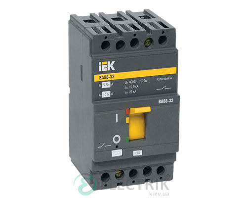 Автоматический-выключатель-ВА88-32-3Р-16А-25кА-IEK-SVA10-3-0016