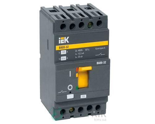Автоматический-выключатель-ВА88-32-3Р-25А-25кА-IEK-SVA10-3-0025