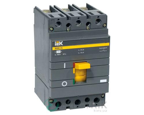 Автоматический выключатель ВА88-35 3P 125А 35кА IEK SVA30-3-0125