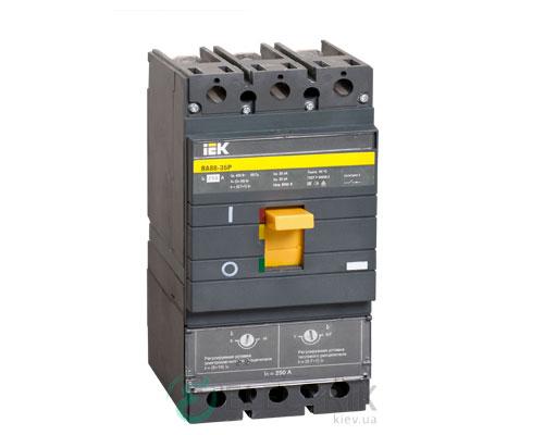 Автоматический выключатель ВА88-35 3P 160А 35кА IEK SVAR30-3-0160