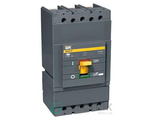 Автоматический выключатель ВА88-37 3Р 400А 35кА IEK SVA40-3-0400