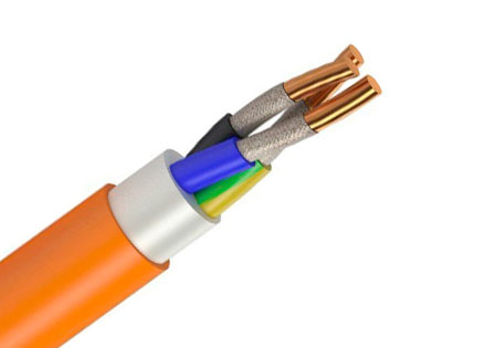 Огнестойкий кабель NHXH FE180/E90 5х2.5