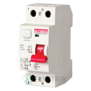 Устройство защитного отключения (УЗО) e.rccb.pro.2.100.100, 2P 100 А 100 мА тип AC, E.NEXT