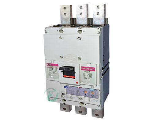 Автоматический выключатель EB2 1600/3LЕ-FC 1600А (50кА) 3p ETI 4672250