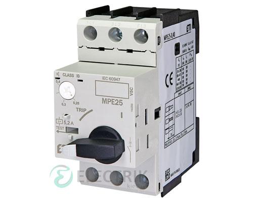 Автоматический выключатель защиты двигателя MPE25-0,40 4648003 ETI