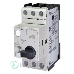 Автоматический выключатель защиты двигателя MPE25-6,3 4648009 ETI