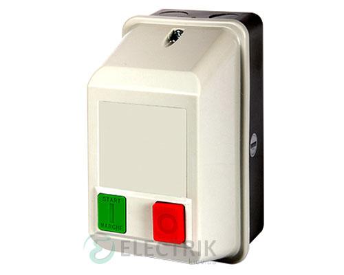 Магнитный пускатель e.industrial.ukq.22mb, 22 А 230 В/AC IP55