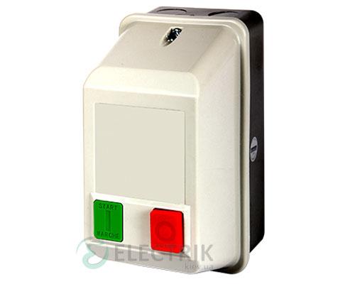 Магнитный пускатель e.industrial.ukq.75b, 75 А 400 В/AC IP55