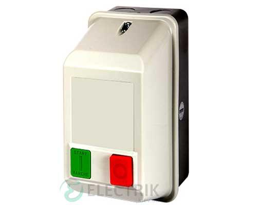 Магнитный пускатель e.industrial.ukq.9mb, 9 А 230 В/AC IP55