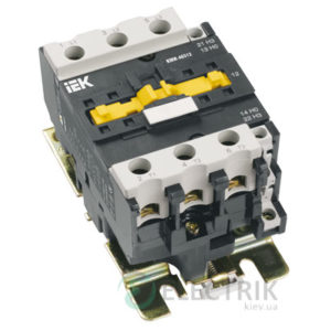 Контактор малогабаритный КМИ-49512 95 А 400 В/AC3 1НО+1НЗ, IEK