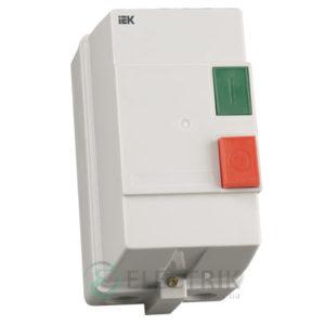 Контактор КМИ23260 в оболочке 32 А 380 В/AC3 IP54 1НО, IEK