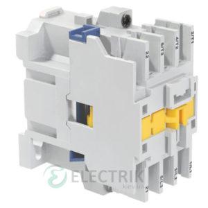 Контактор электромагнитный ПМ12-010101 10 А 230 В/AC3 1НЗ, IEK