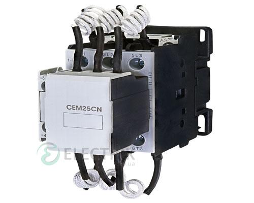 Контактор конденсаторный CEM 25CN.10 20кВАр 400V, ETI (Словения)