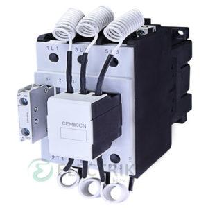 Контактор конденсаторный CEM 80CN.10 61кВАр 400V, ETI (Словения)