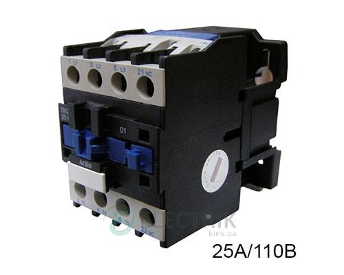 Контактор ПМ 2-25-01 F7 25А 110B/AC 1НЗ АСКО-УКРЕМ