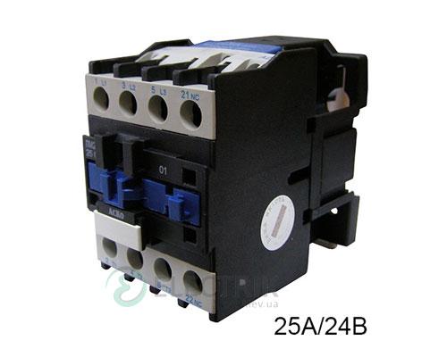 Контактор ПМ 2-25-01 B7 25А 24B/AC 1НЗ АСКО-УКРЕМ