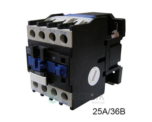 Контактор ПМ 2-25-01 C7 25А 36B/AC 1НЗ АСКО-УКРЕМ