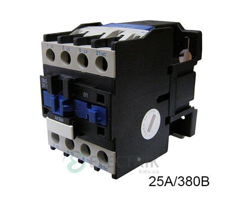 Контактор ПМ 2-25-01 Q7 25А 380B/AC 1НЗ АСКО-УКРЕМ