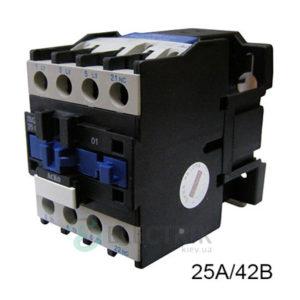 Контактор ПМ 2-25-01 D7 25А 42B/AC 1НЗ АСКО-УКРЕМ