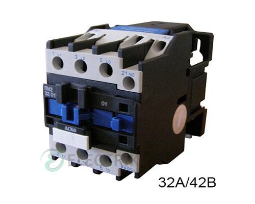 Контактор ПМ 2-32-01 D7 32A 42B/AC 1НЗ АСКО-УКРЕМ