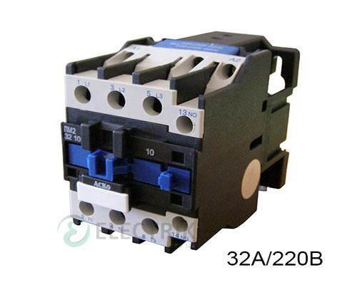 Контактор ПМ 2-32-10 M7 32A 220B/AC 1НО АСКО-УКРЕМ