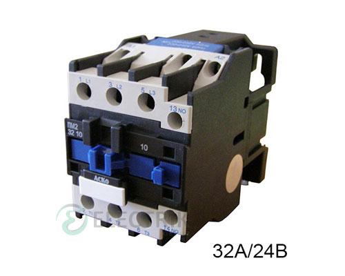 Контактор ПМ 2-32-10 B7 32A 24B/AC 1НО АСКО-УКРЕМ