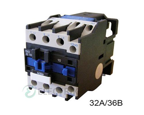 Контактор ПМ 2-32-10 C7 32A 36B/AC 1НО АСКО-УКРЕМ
