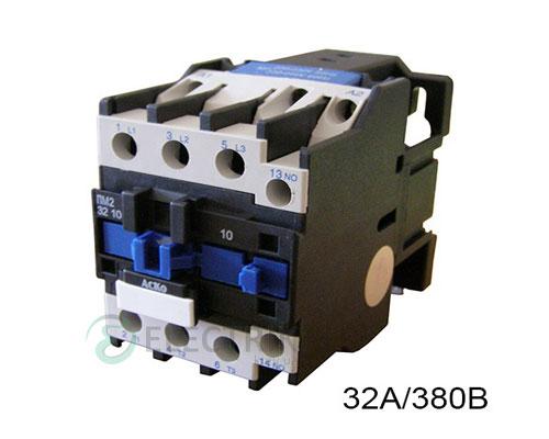 Контактор ПМ 2-32-10 Q7 32A 380B/AC 1НО АСКО-УКРЕМ