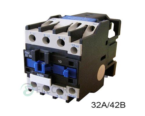 Контактор ПМ 2-32-10 D7 32A 42B/AC 1НО АСКО-УКРЕМ