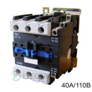 Контактор ПМ 3-40 F7 40A 110B/AC 1НО+1НЗ АСКО-УКРЕМ