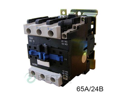 Контактор ПМ 4-65 B7 65A 24B/AC 1НО+1НЗ АСКО-УКРЕМ