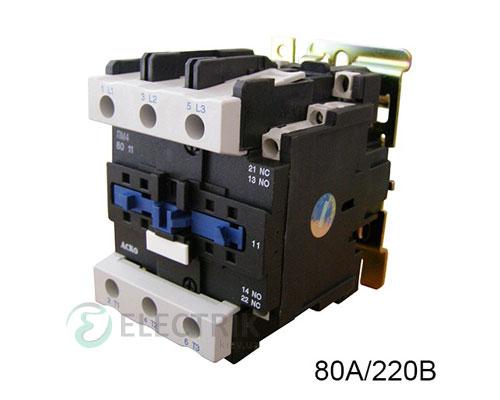 Контактор ПМ 4-80 M7 80A 220B/AC 1НО+1НЗ АСКО-УКРЕМ