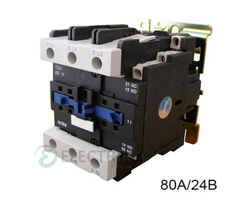 Контактор ПМ 4-80 B7 80A 24B/AC 1НО+1НЗ АСКО-УКРЕМ