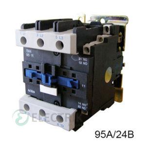Контактор ПМ 4-95 B7 95A 24B/AC 1НО+1НЗ АСКО-УКРЕМ