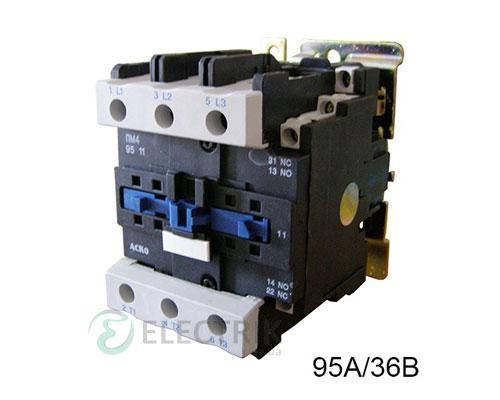 Контактор ПМ 4-95 C7 95A 36B/AC 1НО+1НЗ АСКО-УКРЕМ