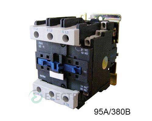 Контактор ПМ 4-95 Q7 95A 380B/AC 1НО+1НЗ АСКО-УКРЕМ
