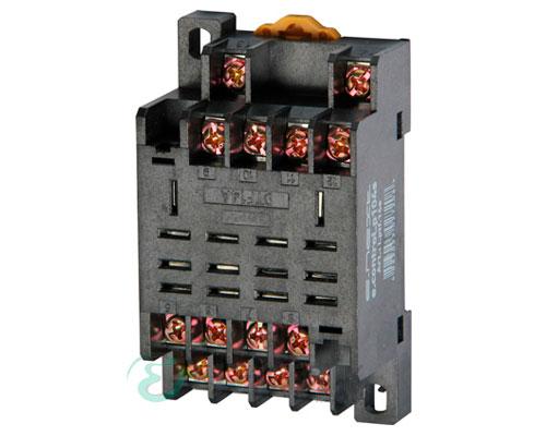 Разъем модульный e.control.p104s для реле промежуточных e.control.p1041-p1046, E.NEXT