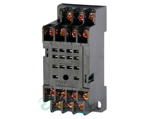 Разъем модульный e.control.p34s для реле промежуточных e.control.p341-p346, E.NEXT