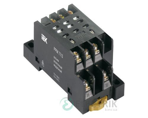 Разъем модульный РРМ77/3(PTF11A) для РЭК77/3(LY3) IEK