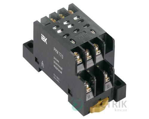 Разъем модульный РРМ77/4(PTF14A) для РЭК77/4(LY4) IEK