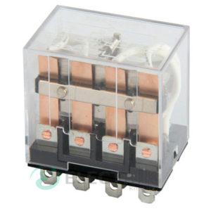 Реле промежуточное e.control.p1041, 4 группы контактов 10А 12В DC, E.NEXT