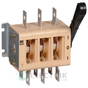 Выключатель-разъединитель ВР32И-31A71240 100А IEK